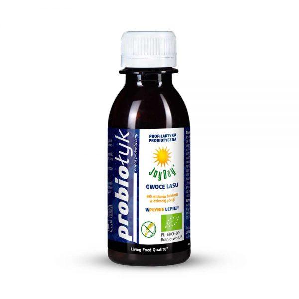 napój probiotyczny joy day owoce lasu
