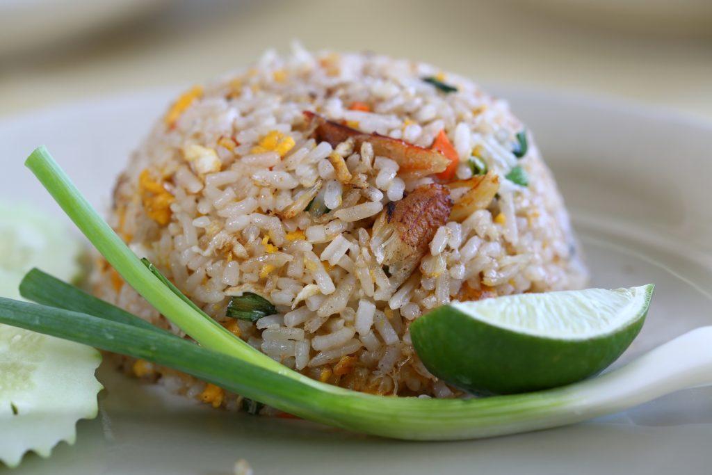 Dieta Samuraja. Ryż